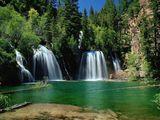 Wasserfall Oase
