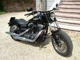 Harley-Davidson FXDBI Black