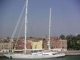 Wassersport vom feinsten, meine Superyacht in Venedig