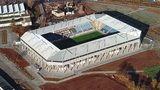 unser neues Stadion