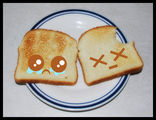 poor toast..