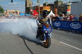 Hamburg Harley Days Burn Out