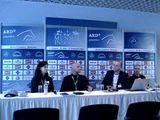 Video Pressekonferenz