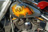Harley Davidson  Lackierung